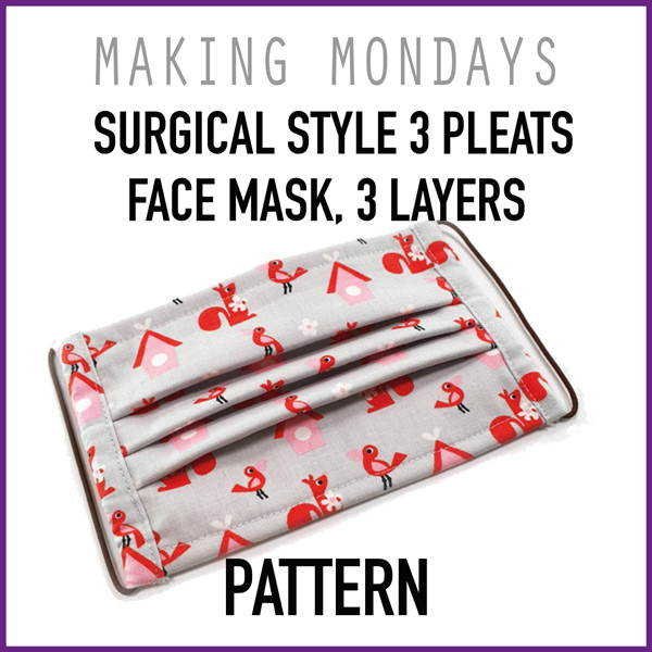 3layers surgical mask